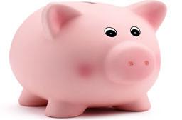 Home Care piggy bank