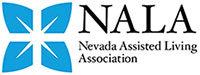 Nevada assisted living association logo